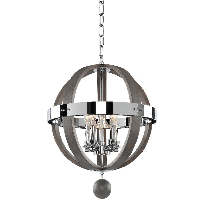 Sharlow 5 Light Pendant