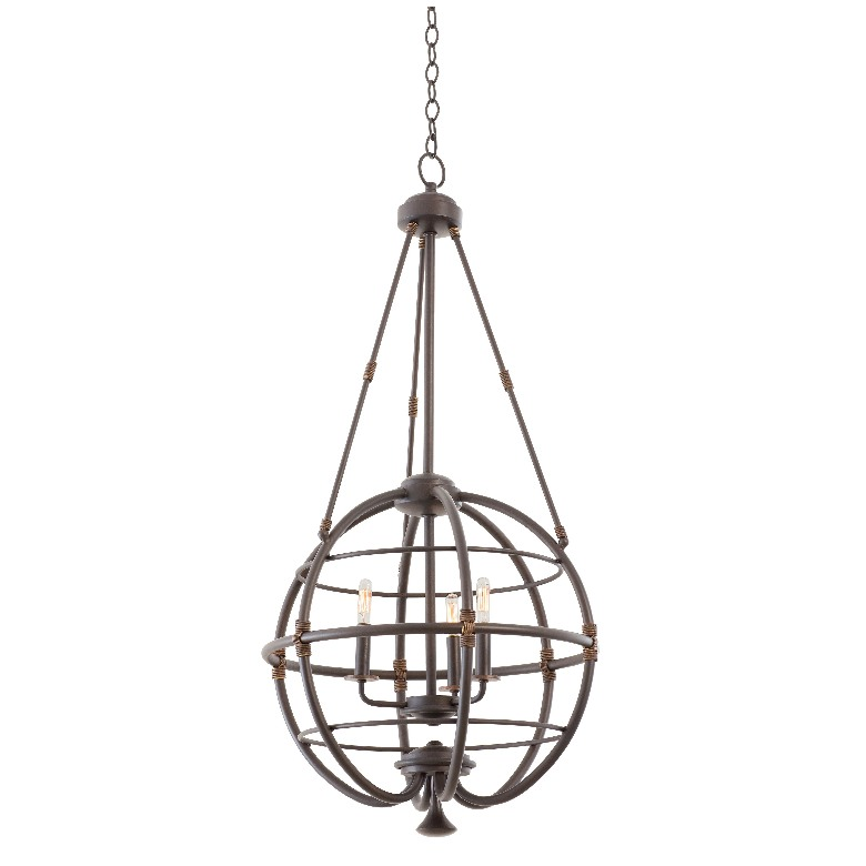 Larson 3 Light Pendant