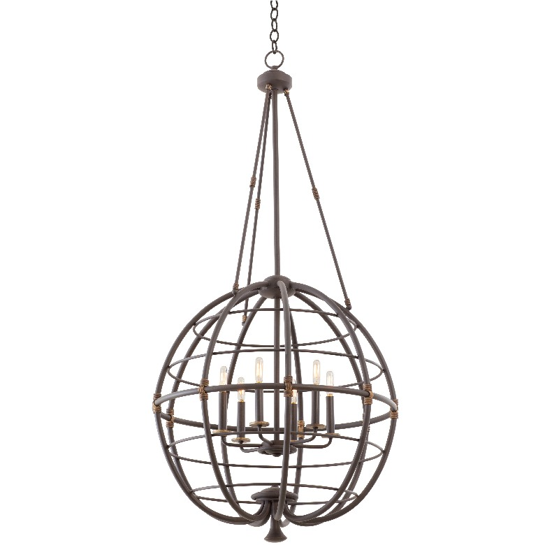 Larson 6 Light Pendant