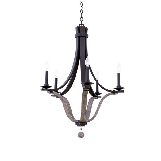 Lansing 5 Light Chandelier