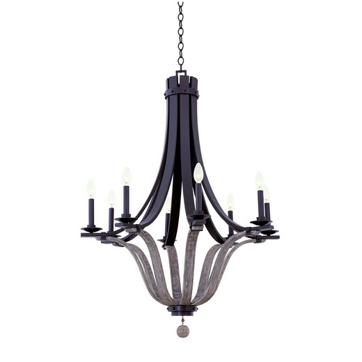 Lansing 8 Light Chandelier