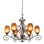 5534 Amelie 6 Light Chandelier