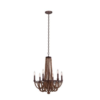 Beechwood 6 Light Chandelier
