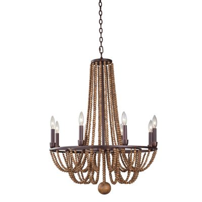 Beechwood 8 Light Chandelier