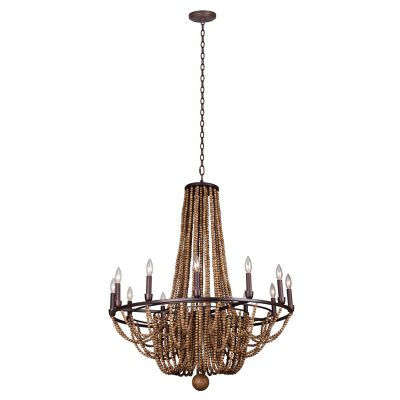 Beechwood 12 Light Chandelier