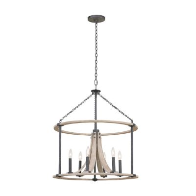 Middleton 6 Light Pendant