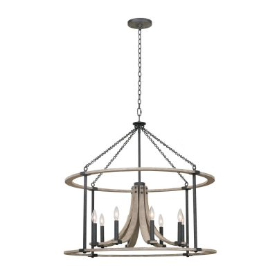 Middleton 8 Light Pendant