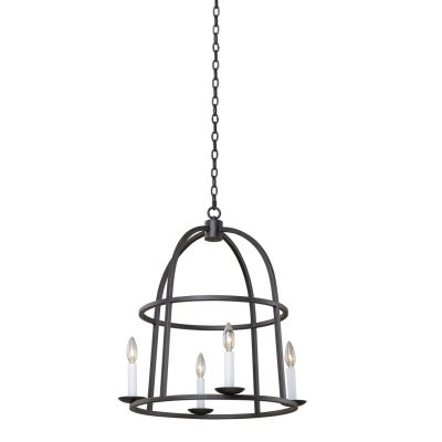 Wickenburg 4 Light Pendant