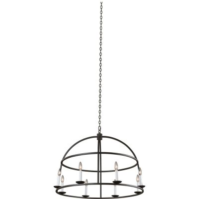 Wickenburg 8 Light Pendant