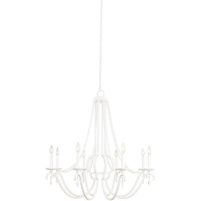 Acadia 8 Light Chandelier