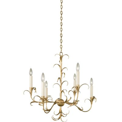 Ainsley 6 Light Chandelier